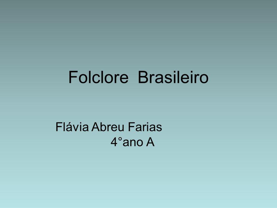 Flávia Abreu Farias 4°ano A