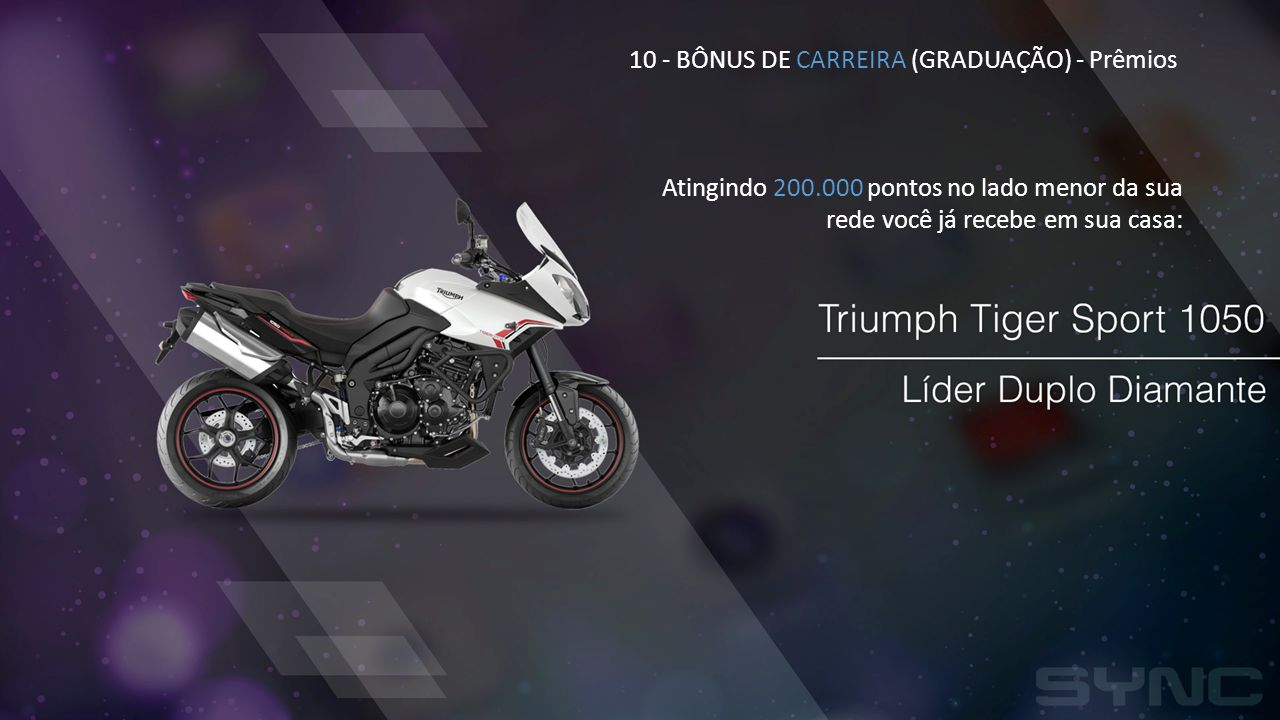 10 - BÔNUS DE CARREIRA (GRADUAÇÃO) - Prêmios