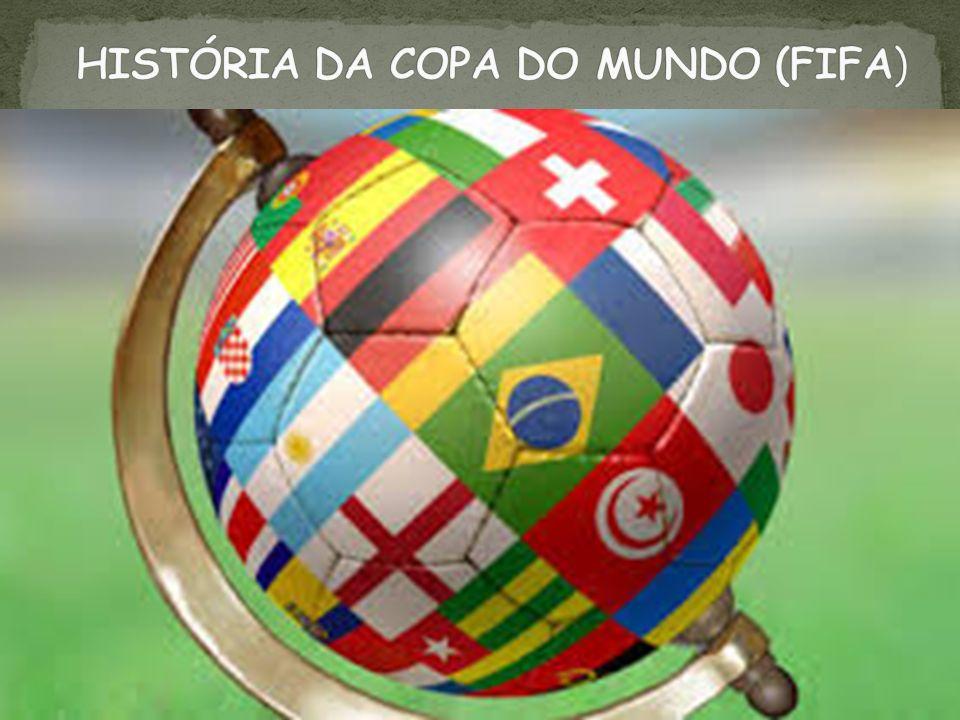 HISTÓRIA DA COPA DO MUNDO (FIFA)