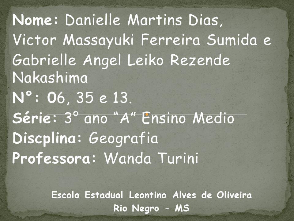 Escola Estadual Leontino Alves de Oliveira