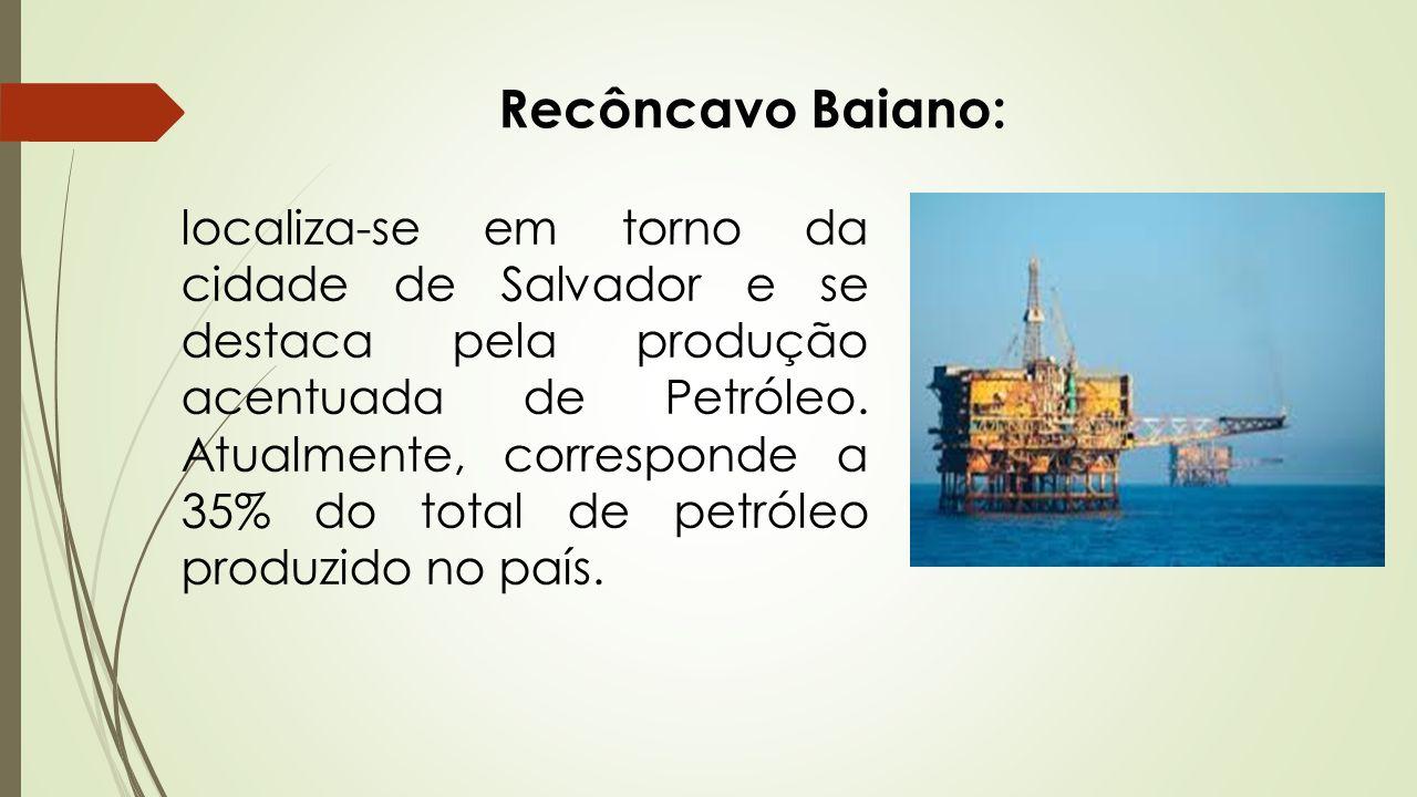 Recôncavo Baiano: