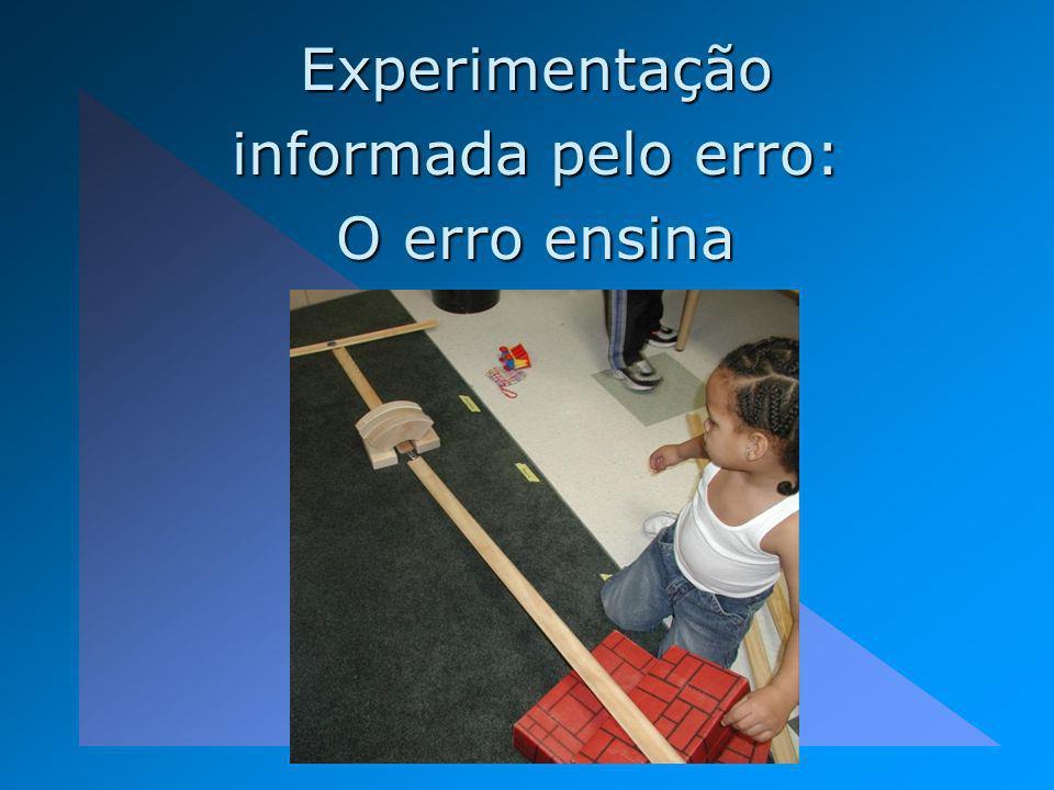 Experimentação informada pelo erro: O erro ensina