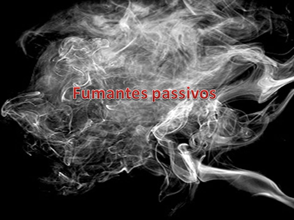 Fumantes passivos
