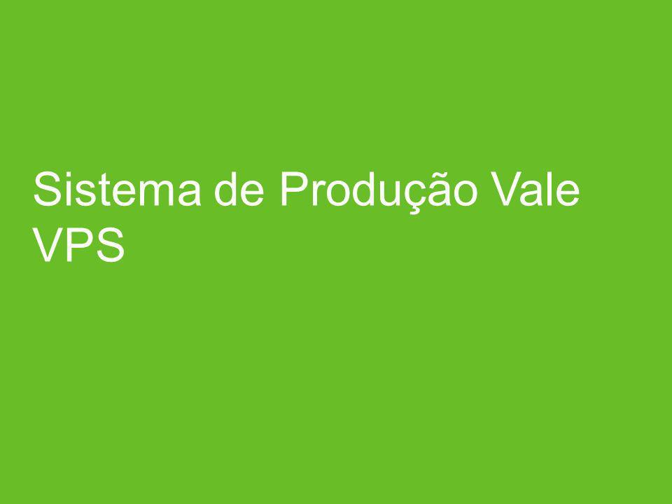 Sistema de Produção Vale VPS