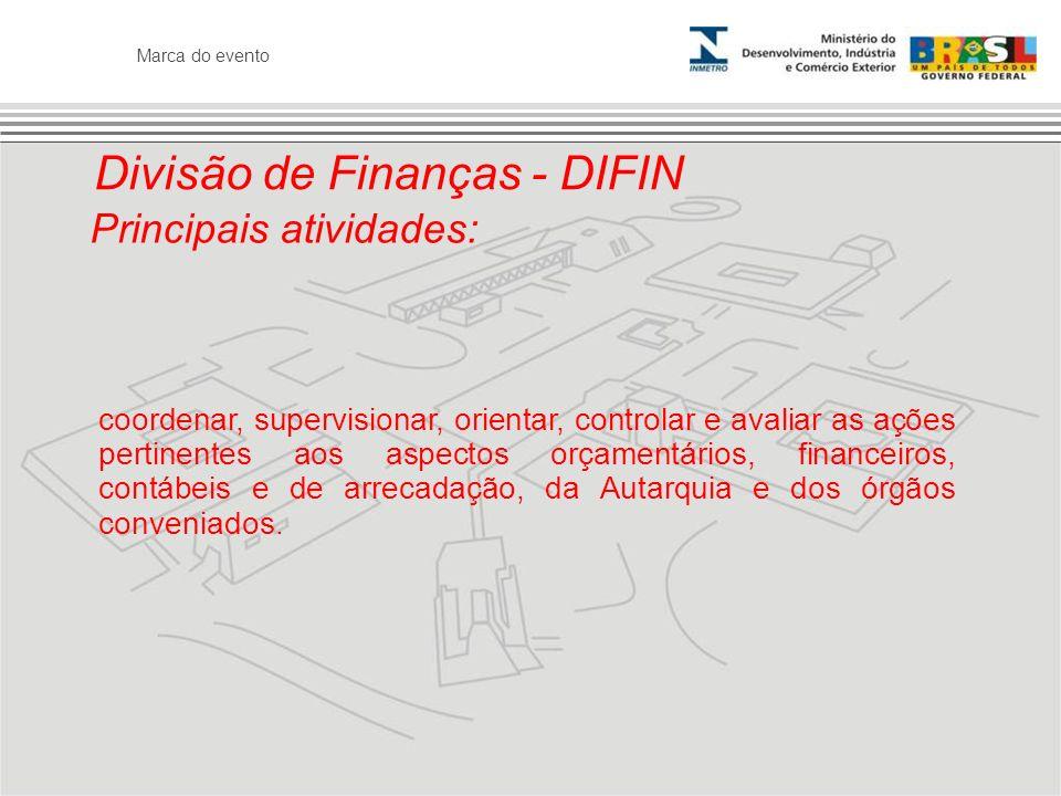 Divisão de Finanças - DIFIN