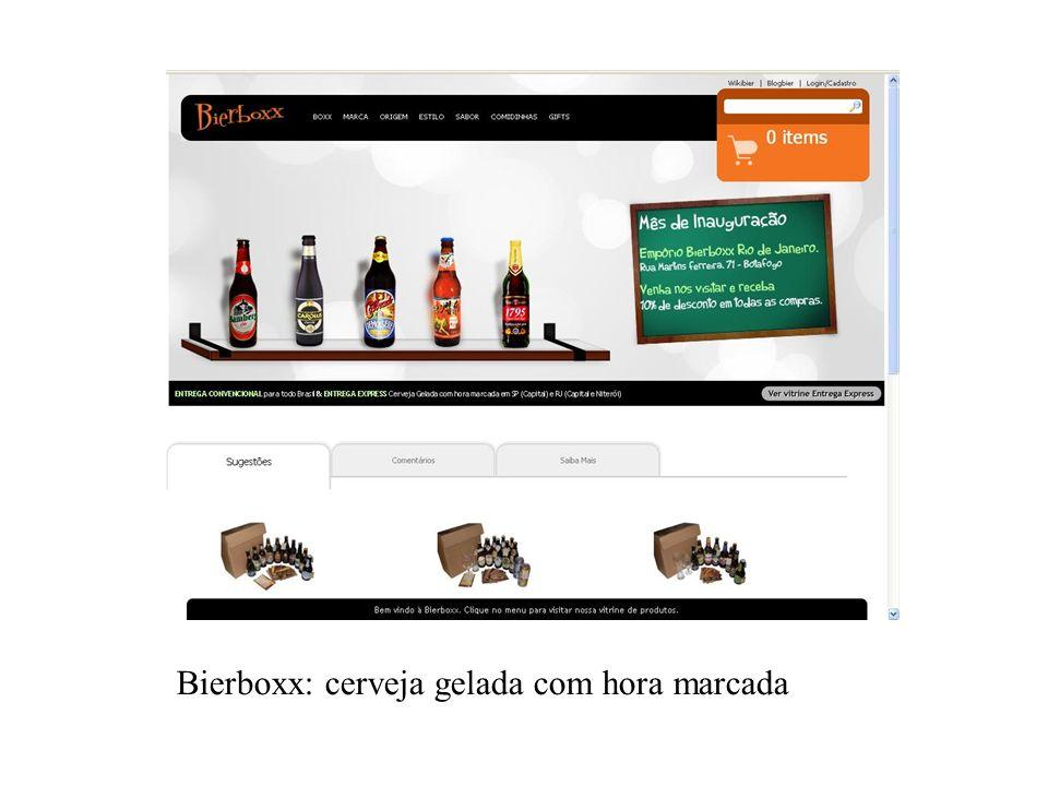Bierboxx: cerveja gelada com hora marcada