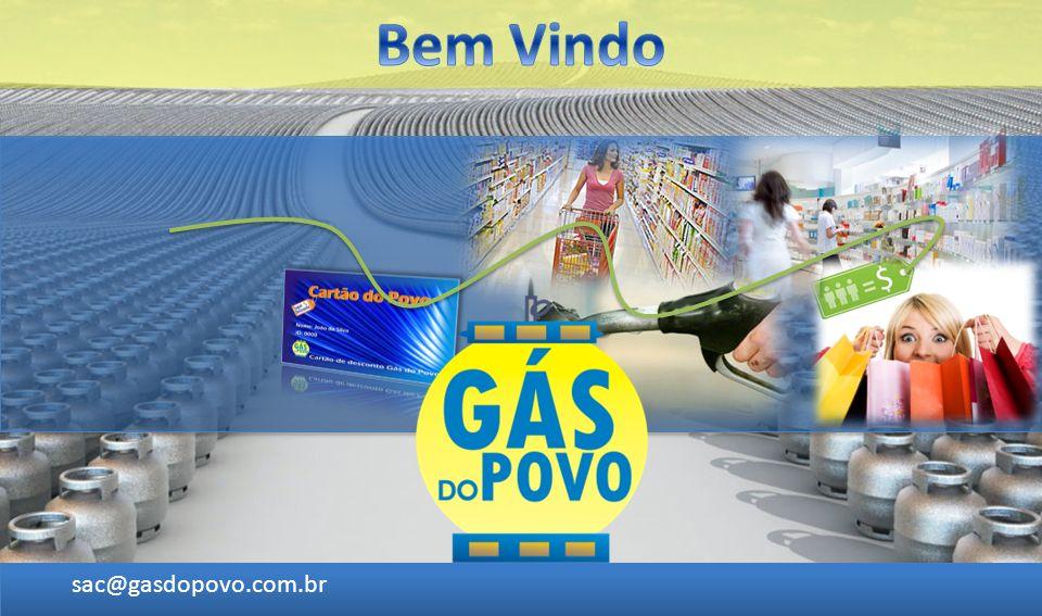 Bem Vindo sac@gasdopovo.com.br