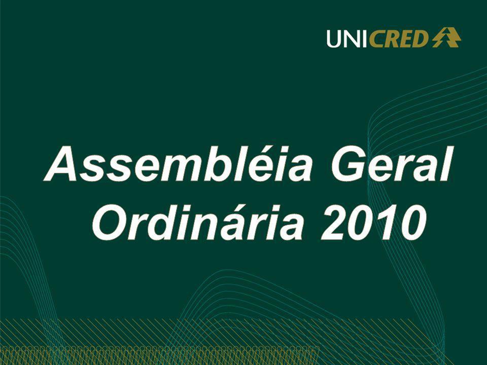 Assembléia Geral Ordinária 2010