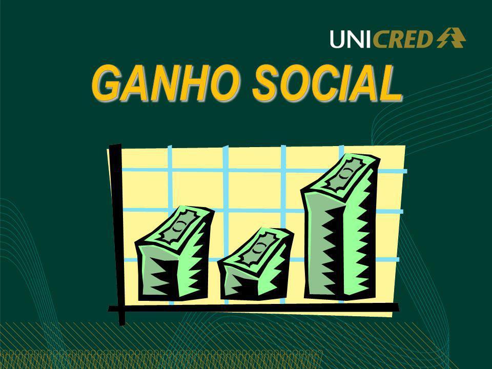 GANHO SOCIAL