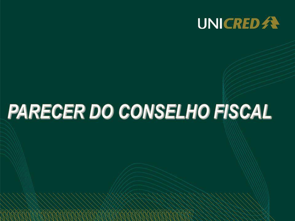 PARECER DO CONSELHO FISCAL