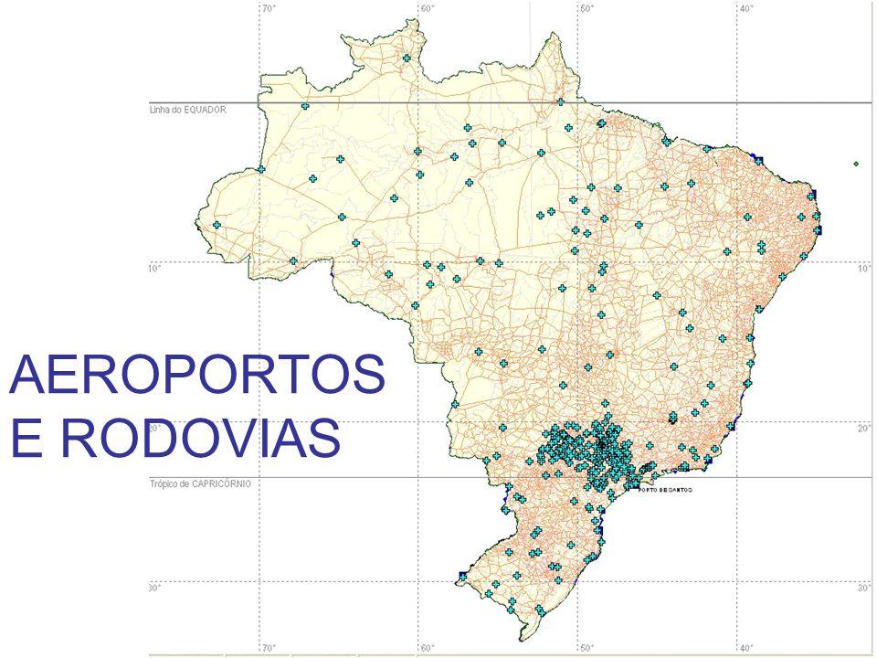 AEROPORTOS E RODOVIAS
