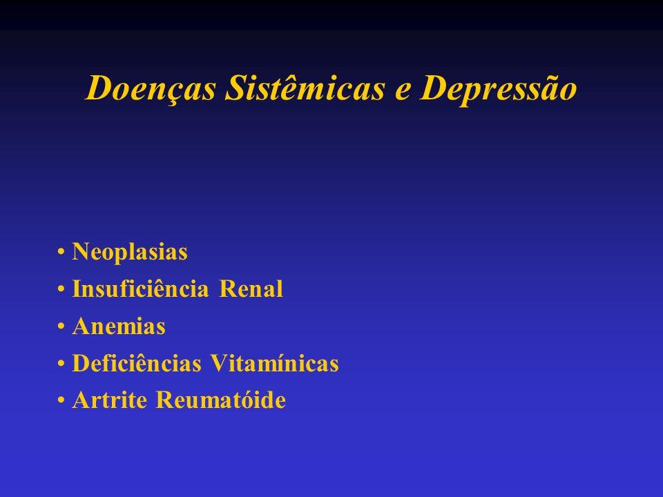 Doenças Sistêmicas e Depressão