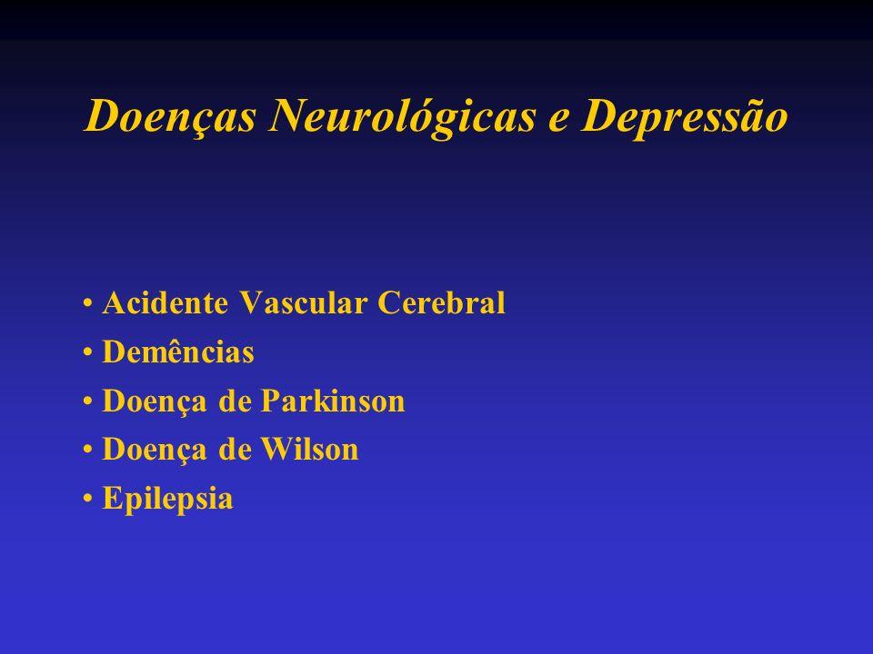 Doenças Neurológicas e Depressão