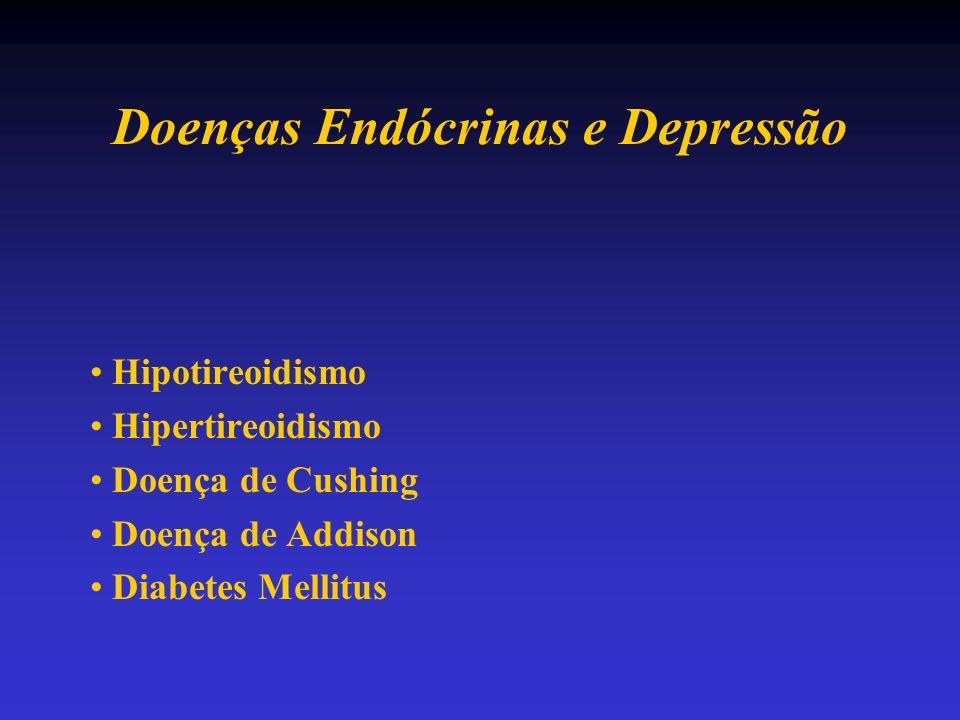 Doenças Endócrinas e Depressão