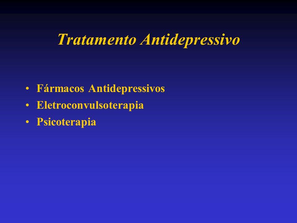 Tratamento Antidepressivo