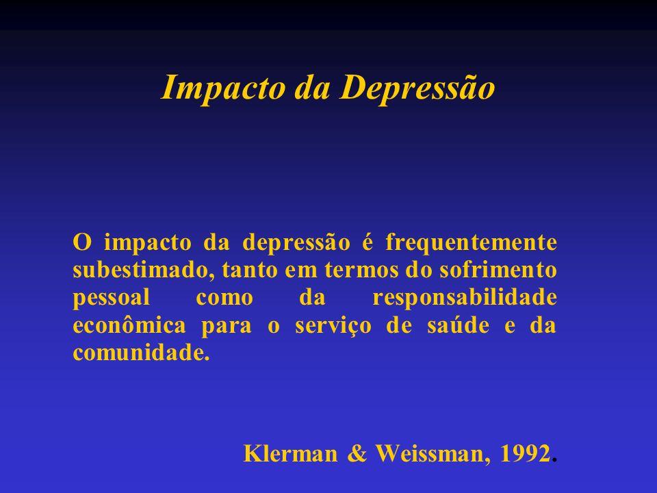 Impacto da Depressão