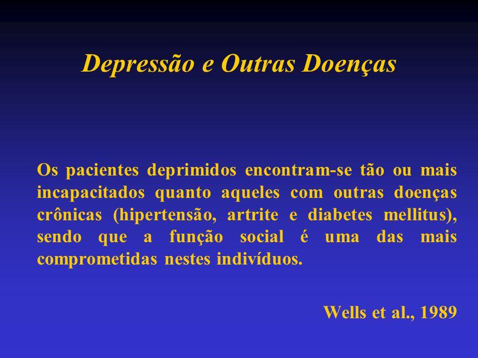 Depressão e Outras Doenças