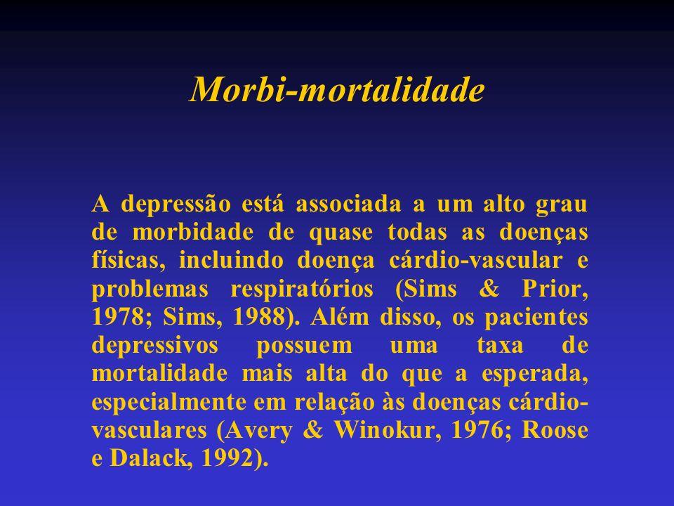 Morbi-mortalidade