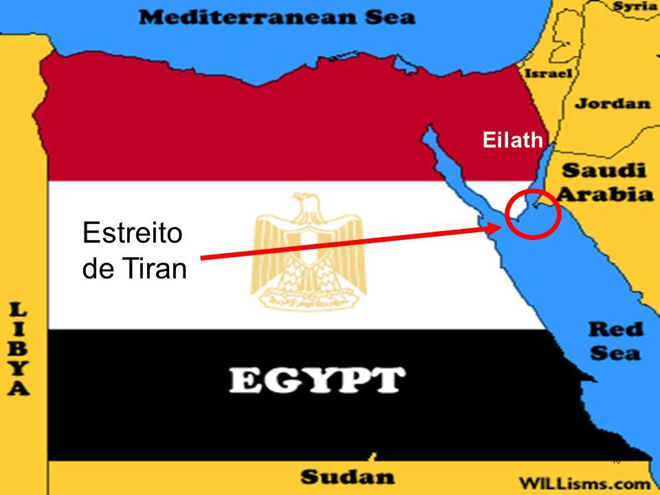 Eilath Estreito de Tiran