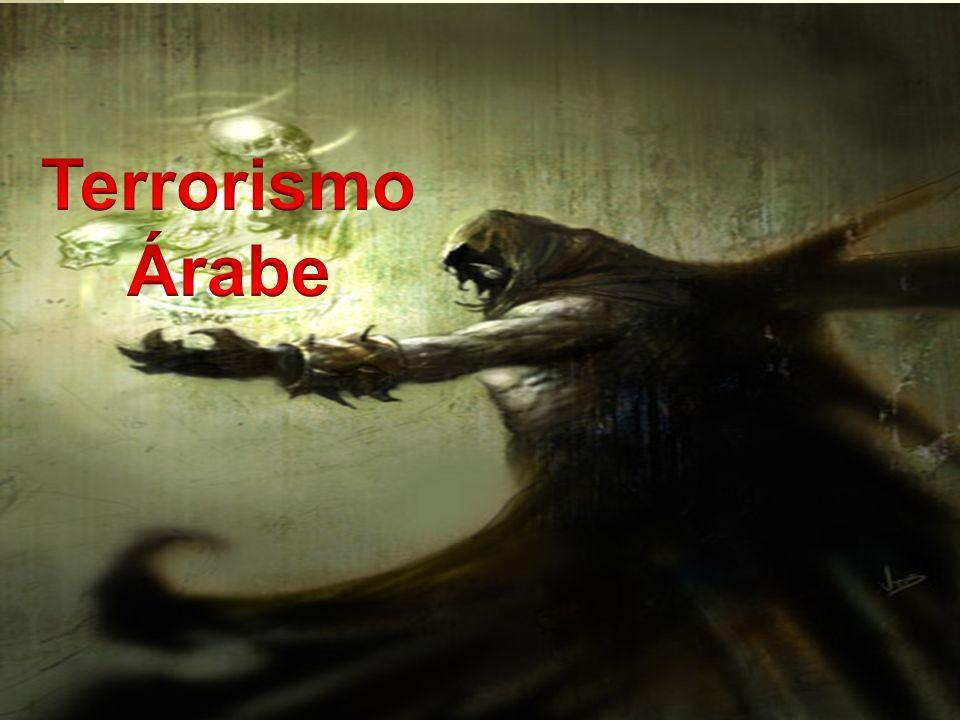 O TERRORISMO GANHA FORÇA