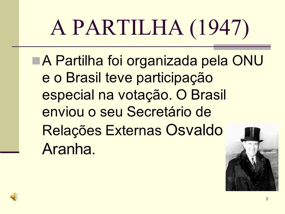 A PARTILHA (1947)