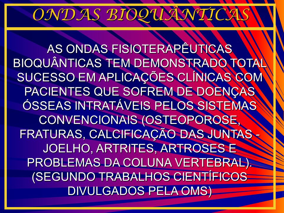 ONDAS BIOQUÂNTICAS