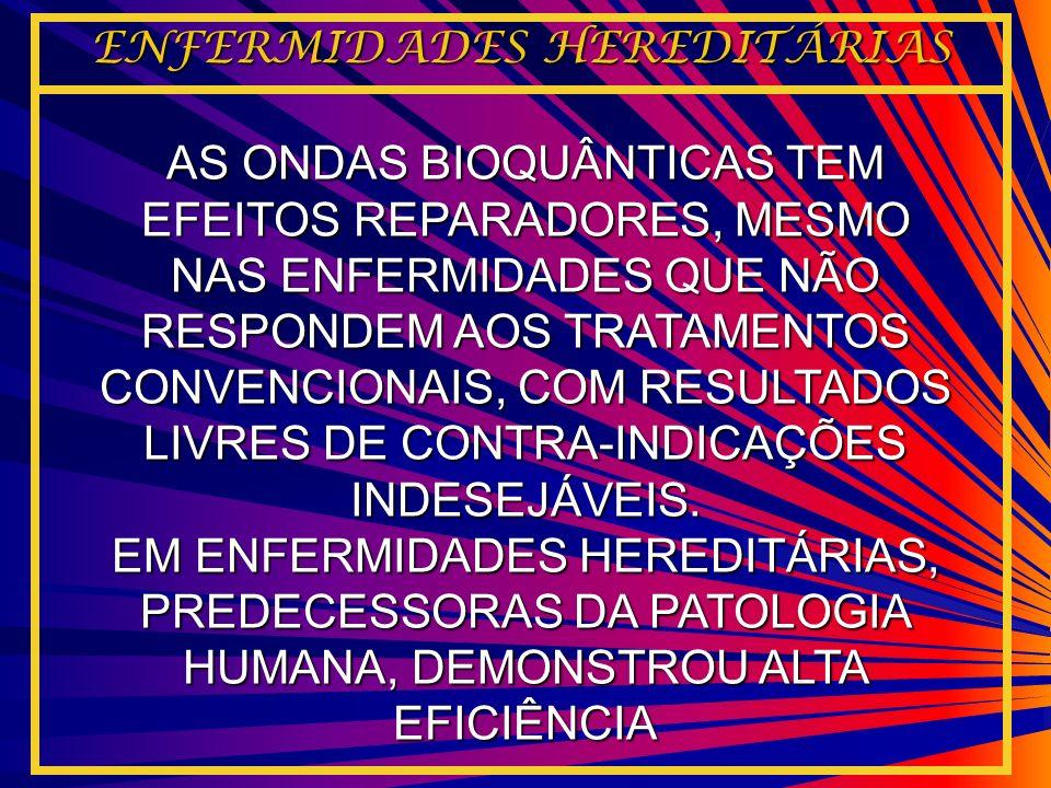 ENFERMIDADES HEREDITÁRIAS
