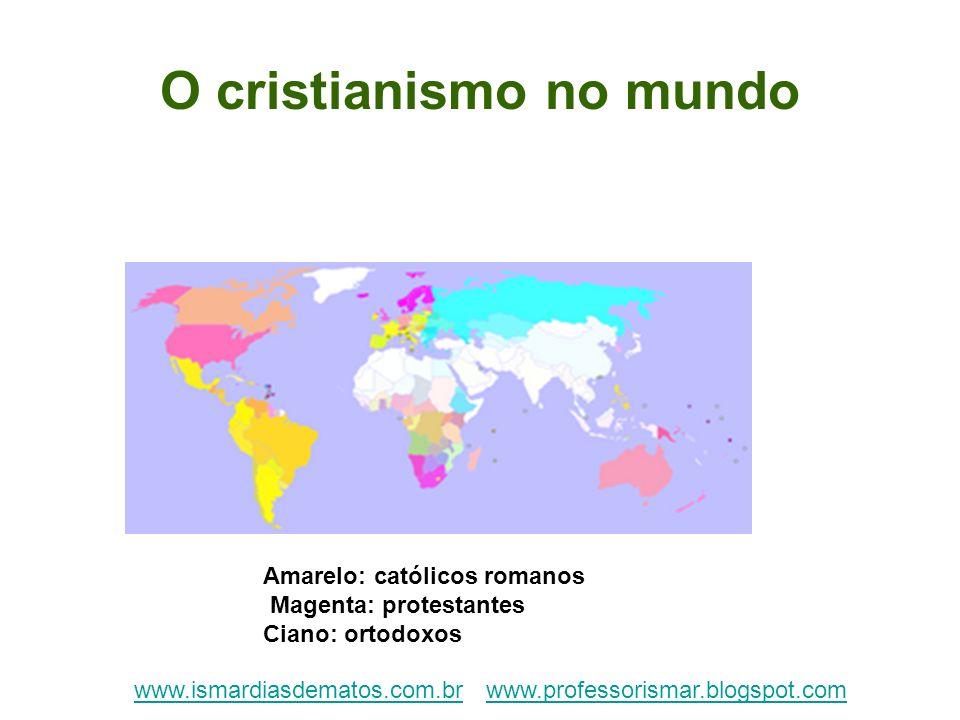 O cristianismo no mundo
