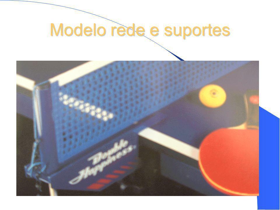 Modelo rede e suportes