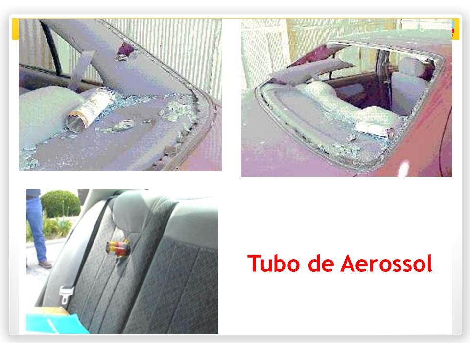 Tubo de Aerossol