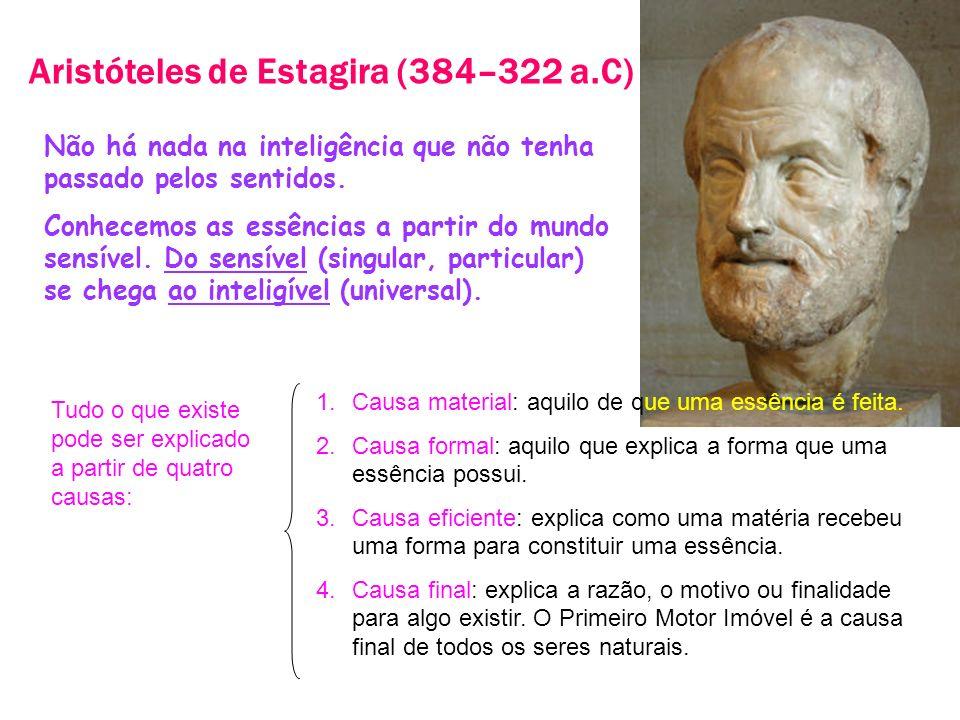 Aristóteles de Estagira (384–322 a.C)
