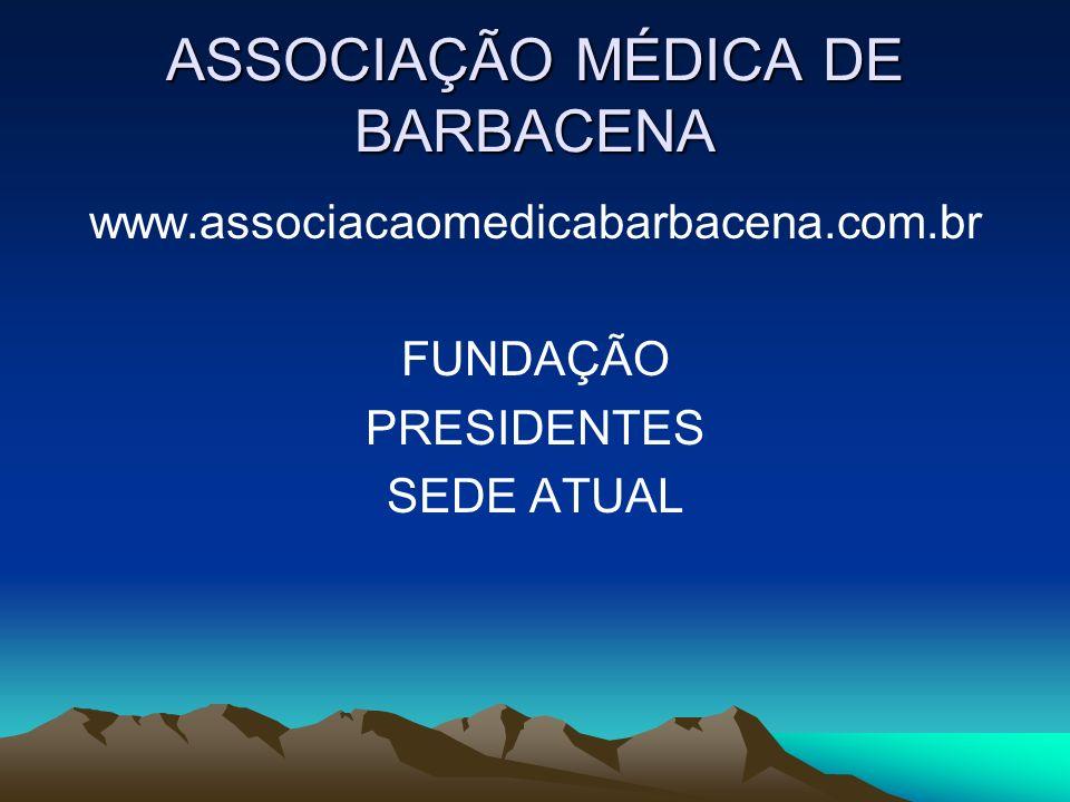 ASSOCIAÇÃO MÉDICA DE BARBACENA