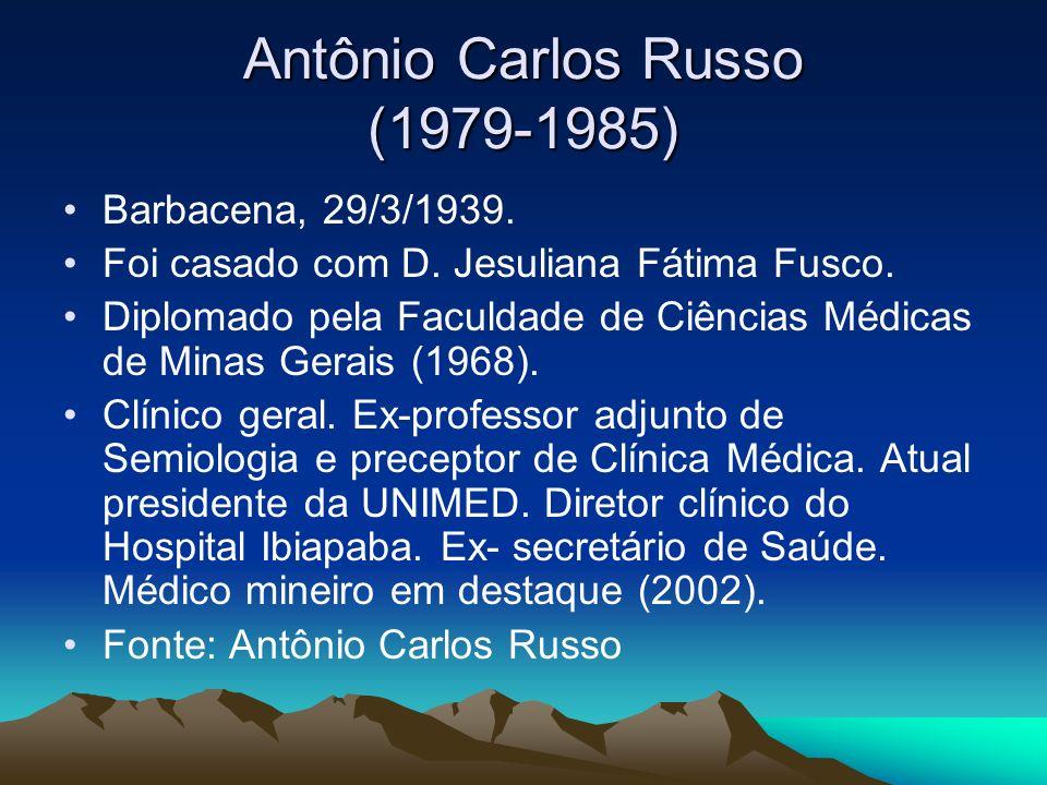 Antônio Carlos Russo (1979-1985)