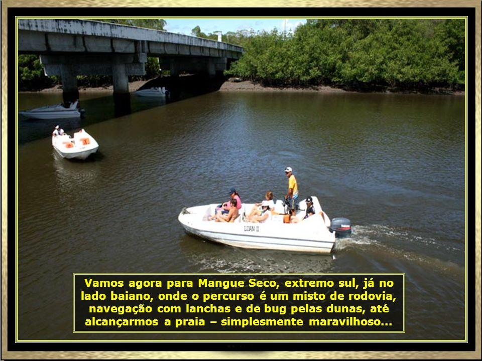 IMG_7881 - ARACAJU - LANCHAS A CAMINHO DE MANGUE SECO-690