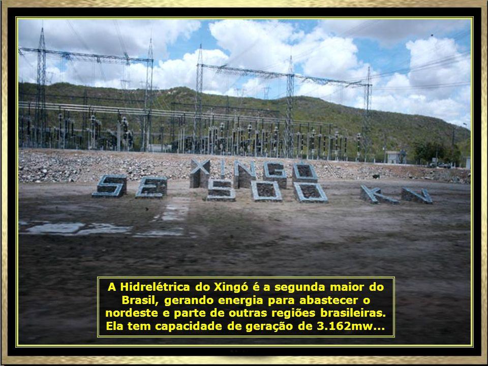 IMG_8237 - ARACAJU - HIDRELÉTRICA DO XINGÓ-690
