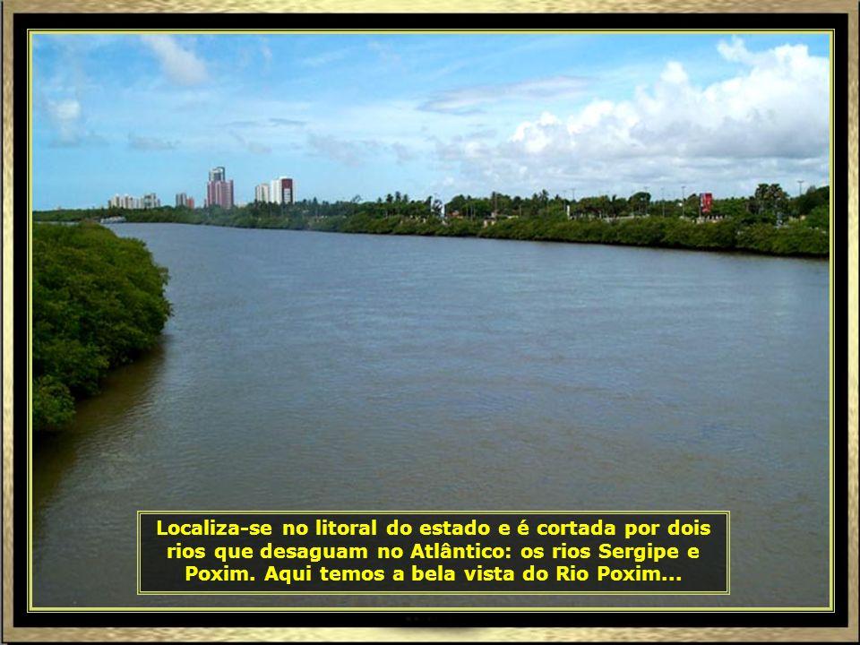 P0017190 - ARACAJU - RIO POXIM-690