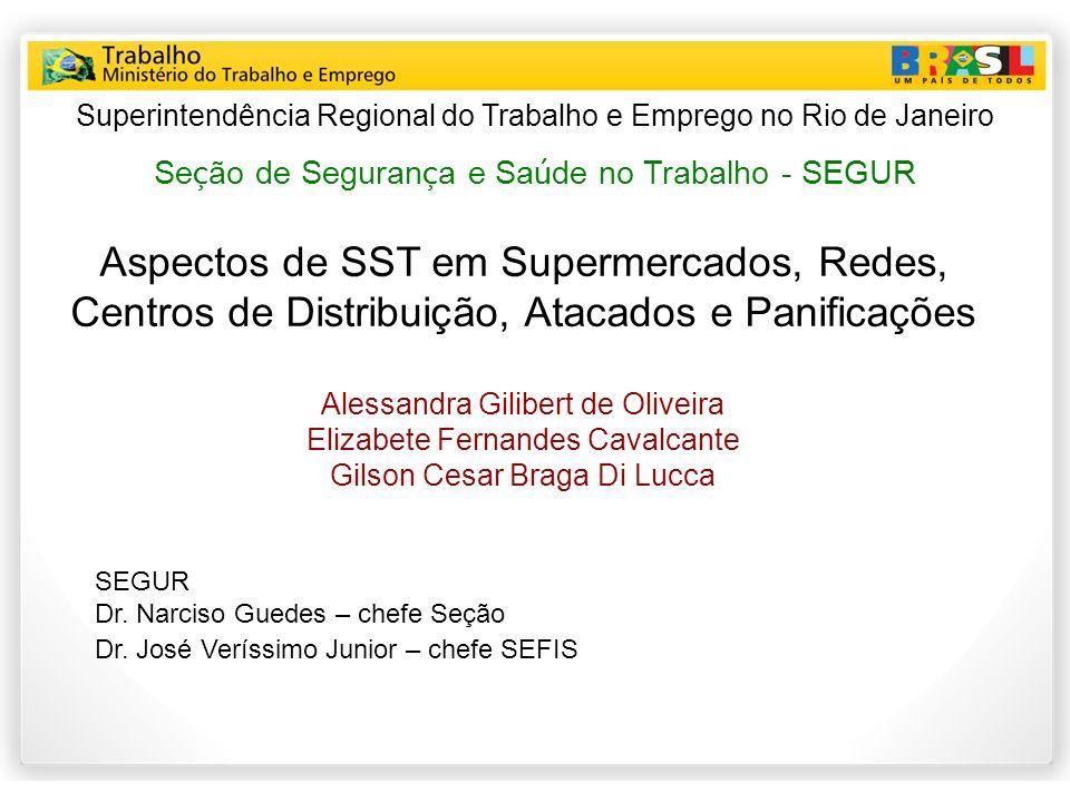 Superintendência Regional do Trabalho e Emprego no Rio de Janeiro