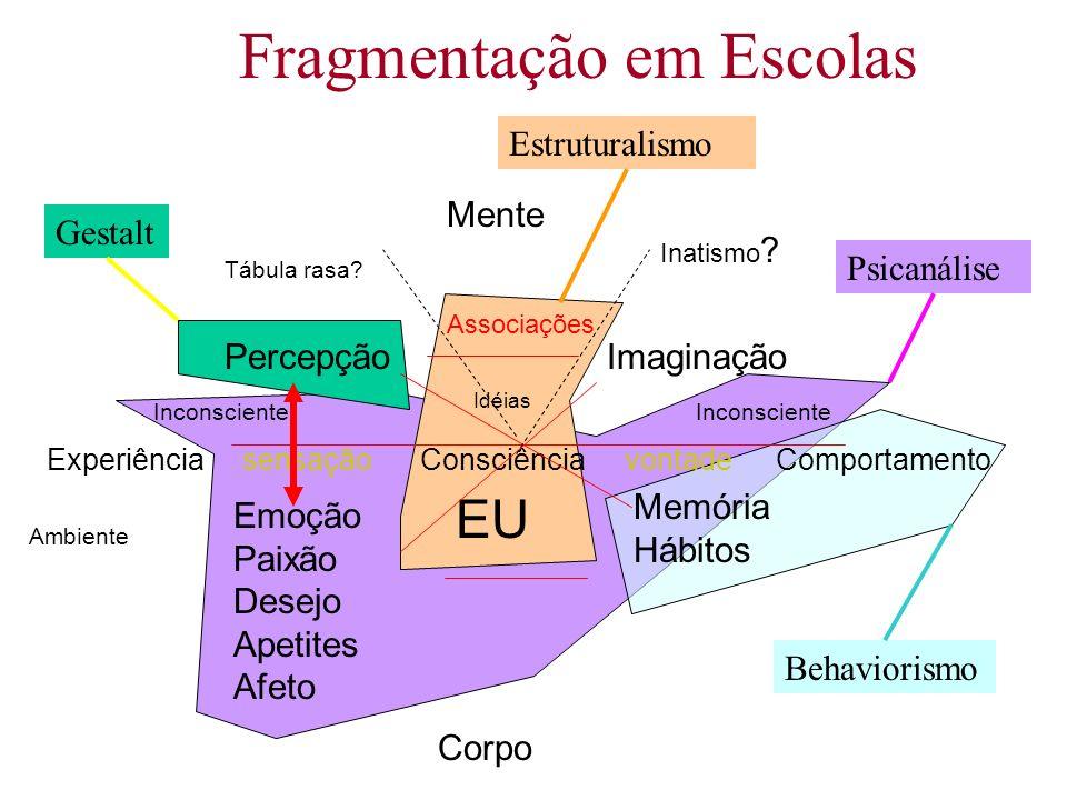 Fragmentação em Escolas