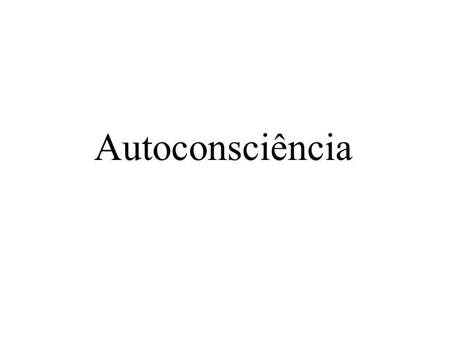 Autoconsciência
