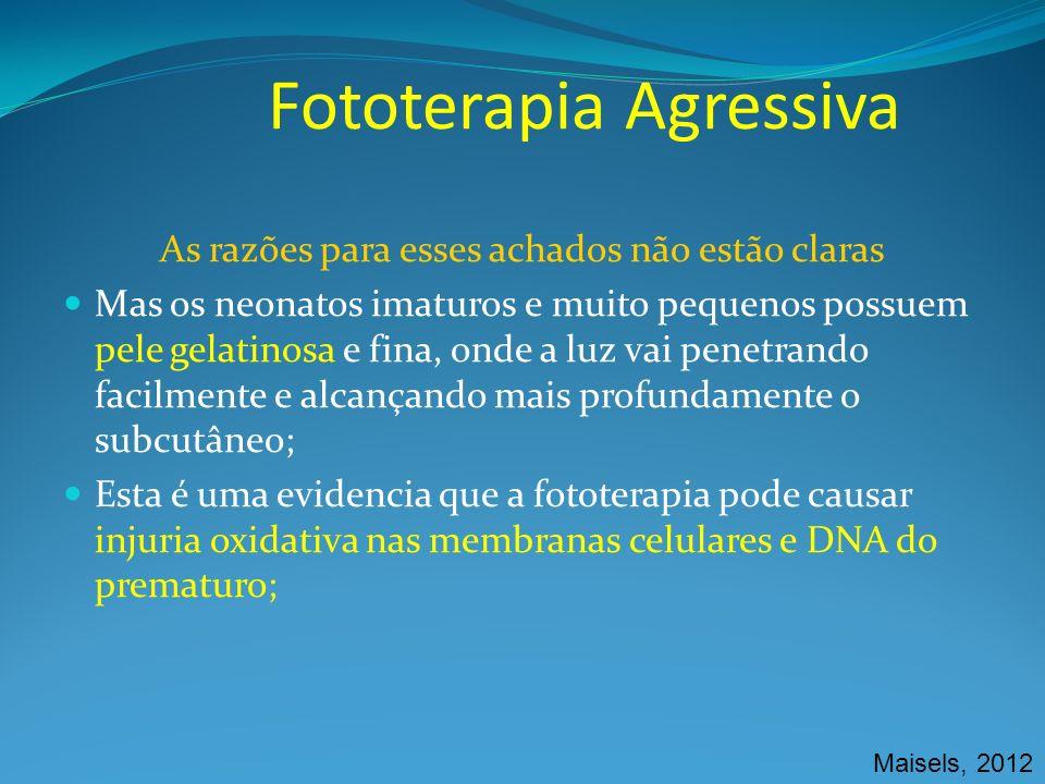 Fototerapia Agressiva