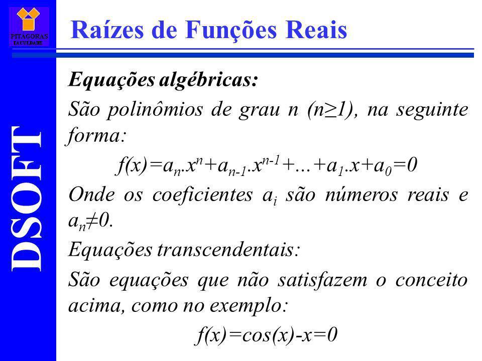 f(x)=an.xn+an-1.xn-1+...+a1.x+a0=0