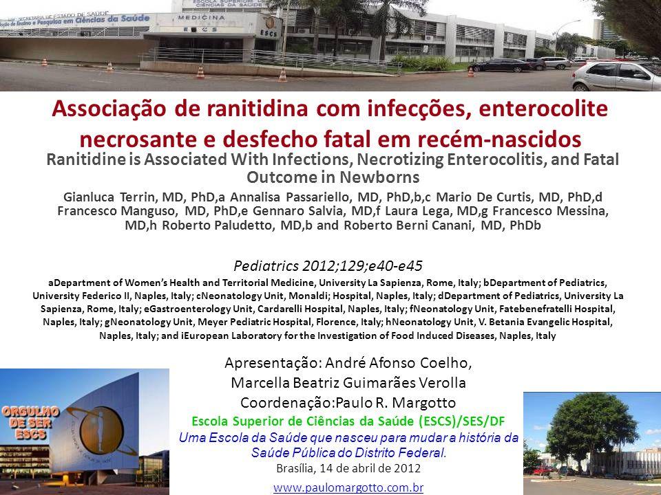 Escola Superior de Ciências da Saúde (ESCS)/SES/DF