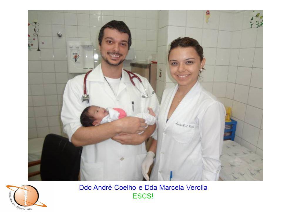 Ddo André Coelho e Dda Marcela Verolla