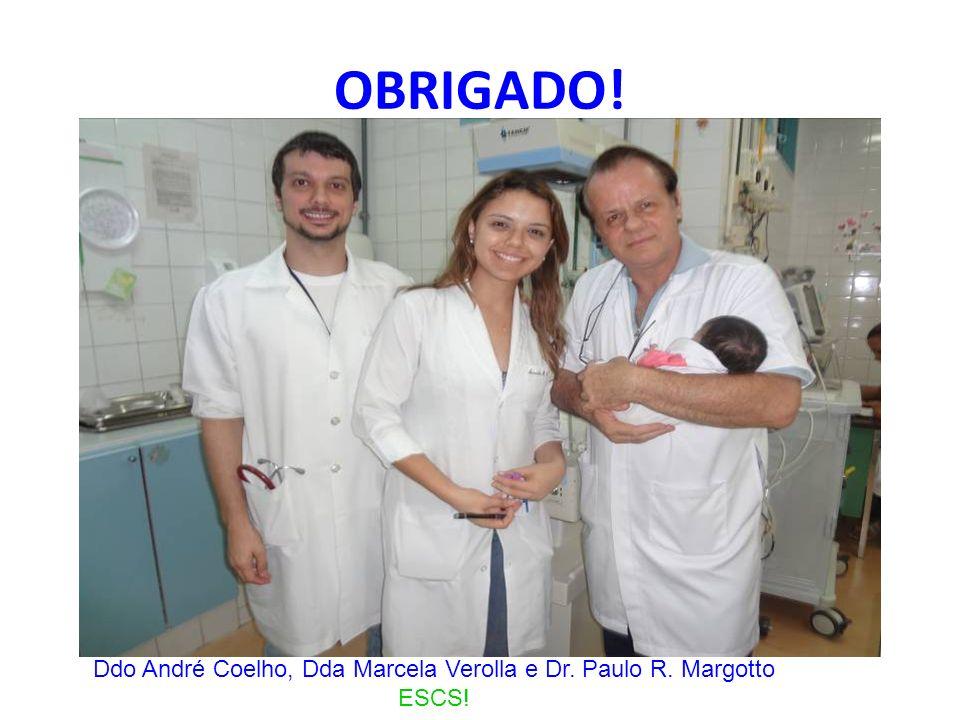 Ddo André Coelho, Dda Marcela Verolla e Dr. Paulo R. Margotto