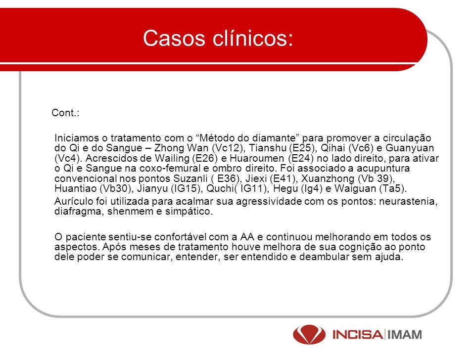 Casos clínicos: Cont.:
