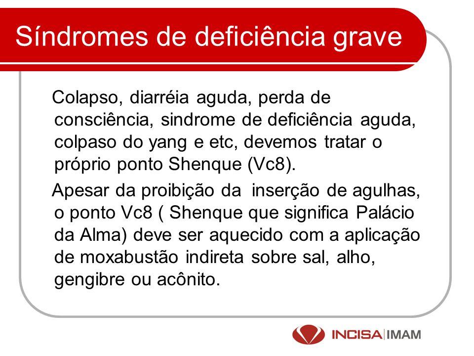 Síndromes de deficiência grave