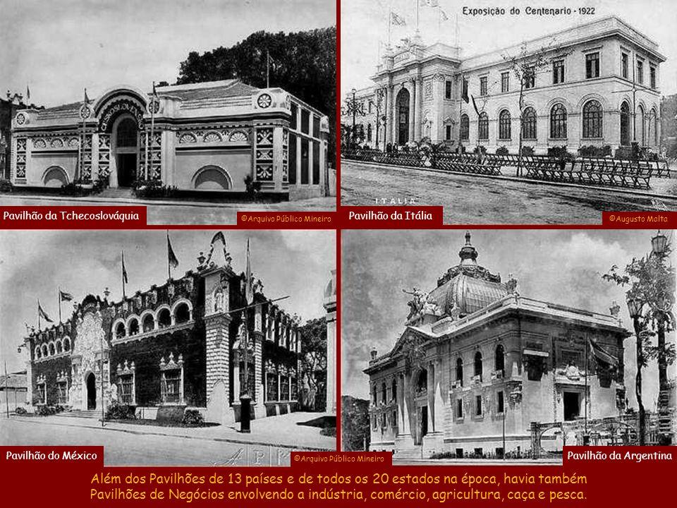 Pavilhão da Tchecoslováquia