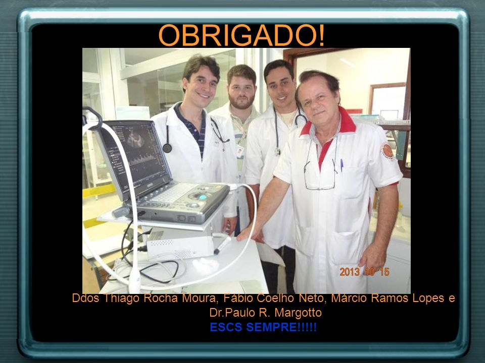 Ddos Thiago Rocha Moura, Fábio Coelho Neto, Márcio Ramos Lopes e