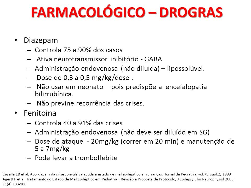 FARMACOLÓGICO – DROGRAS