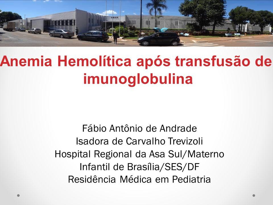 HOSPITAL MATERNO INFANTIL DE BRASÍLIA - HMIB